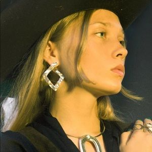 The 2 bandits Prism earrings